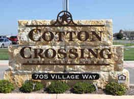 Cotton Crossing - New Braunfels