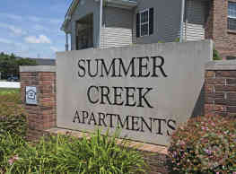 Summer Creek - La Vergne