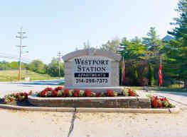 Westport Station - Maryland Heights