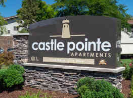 Castle Pointe Apartments - East Lansing