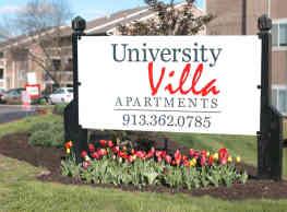 University Villa Apartments - Kansas City