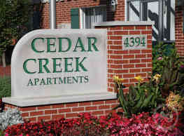 Cedar Creek Apartments - Okemos