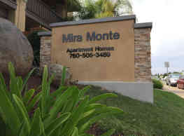 Mira Monte Apartments - Vista