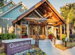 Quarterdeck at James Island - Charleston
