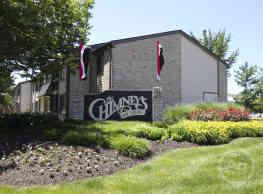 Chimneys of Oak Creek - Dayton