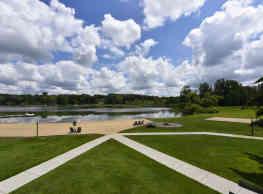 Lamberton Lake - Grand Rapids