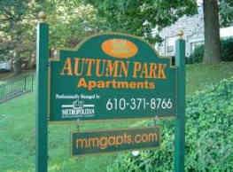 Autumn Park - Reading