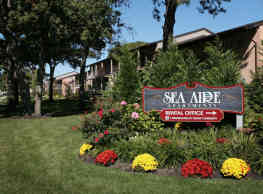 Sea Aire and Mystic Point Apartments and Townhomes - Somers Point
