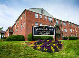 Green Acres Apartments - Baltimore