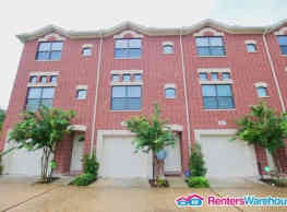 Gorgeous 2/2 Townhome in Gated Med Center... - Houston