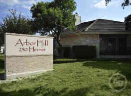 Arbor Hill - San Antonio