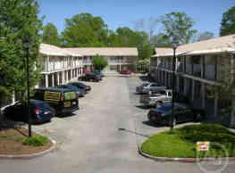Mark II Apartments - Hattiesburg