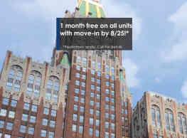 10 Light Apartments - Baltimore
