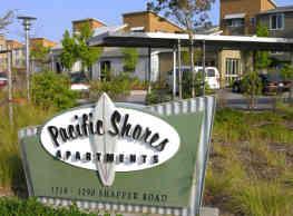 Pacific Shores Apartments - Santa Cruz