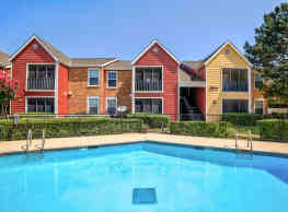 Post Oak Apartments - Norman