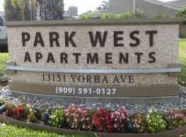 Park West Apartments - Chino