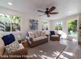 3 br, 3 bath House - 1133 Mokulua Drive - Kailua