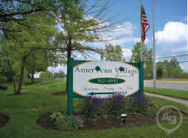 American Village Apartments - Lebanon