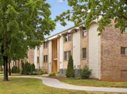 West Creek Manor Apartments - Roanoke