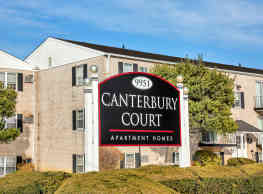 Canterbury Court Apartments - Philadelphia