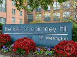 The Lofts At Chimney Hill - Manayunk