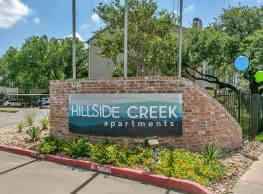 Hillside Creek - Austin
