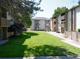 Riverton East Apartments Spokane Wa