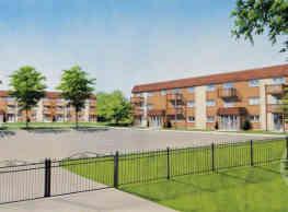 Regents Park - Bensenville