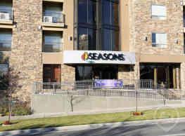 Seasons on City Creek - Salt Lake City