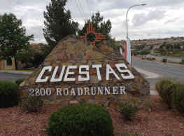 Cuestas Apartment Homes - Las Cruces