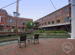 The Apartments at American Tobacco - Durham