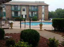 Indian Oaks Apartments - Enid