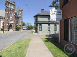 Mulberry Square - Evansville