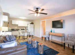 Sixth Street West Apartments - Austin