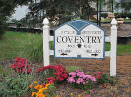 Coventry Apartments - Newark