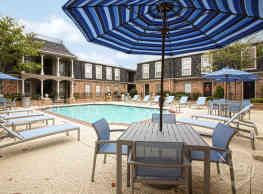 Tanglebrook Apartments - Houston