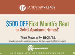 Landstar Village Apartments - Orlando