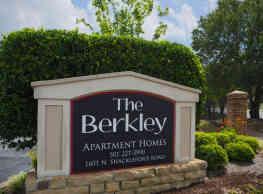 The Berkley Apartments - Little Rock