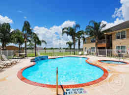 Redbud Place Apartments - McAllen