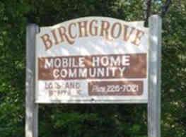 Birch Grove MHC - Marquette
