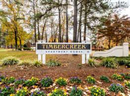 Timbercreek Apartments - Richmond
