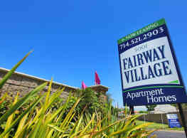Fairway Village Apartment Homes - Buena Park