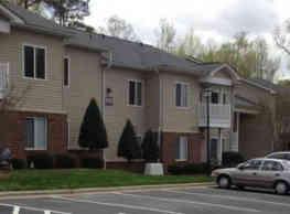 The Oaks Apartments - Lincolnton