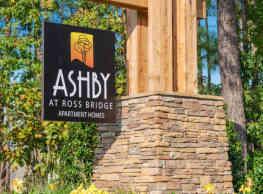 Ashby at Ross Bridge - Hoover