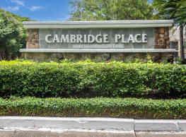 Cambridge Place - Houston
