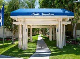 Patio Gardens - Long Beach