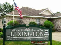 Lexington Arms - Waxahachie