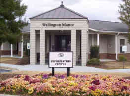 Wellington Manor - Alabaster