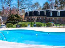 Four Seasons Townhomes - Greensboro
