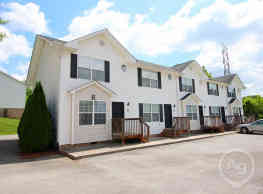 Swadley Park and Creekside Village Apartments - Johnson City